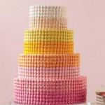 7 نمونه کیک برای جشن