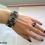 آموزش ساخت دستبند و انگشتر