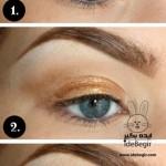 آموزش تصویری 3 مدل آرایش چشم