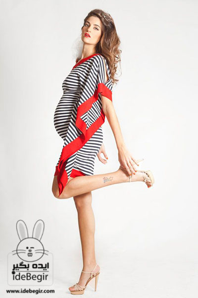 مدل لباس بارداری