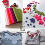 ایده هایی برای تزئین لباس های ساده