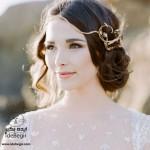 6 مدل موی عروس