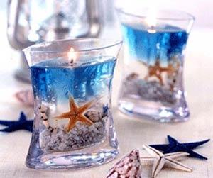 شمع-مایع