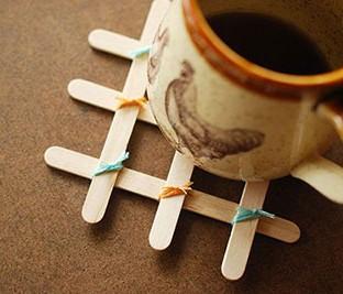 کاردستی های خلاقانه با چوب بستنی
