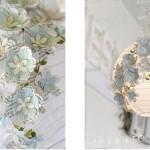 تزئین زیبای لوستر ساده