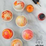 ایده هایی برای تزئین تخم مرغ رنگی