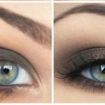 آموزش تصویری 5 مدل آرایش چشم
