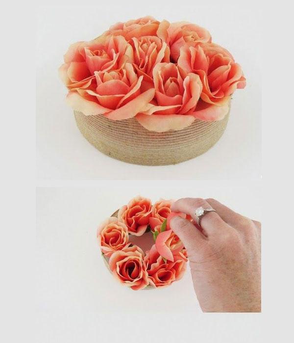 درست کردن توپ گل
