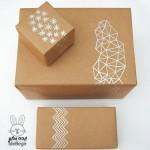 ایده هایی برای تزئین زیباتر هدایا