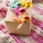 6 ایده برای تزئین هدیه