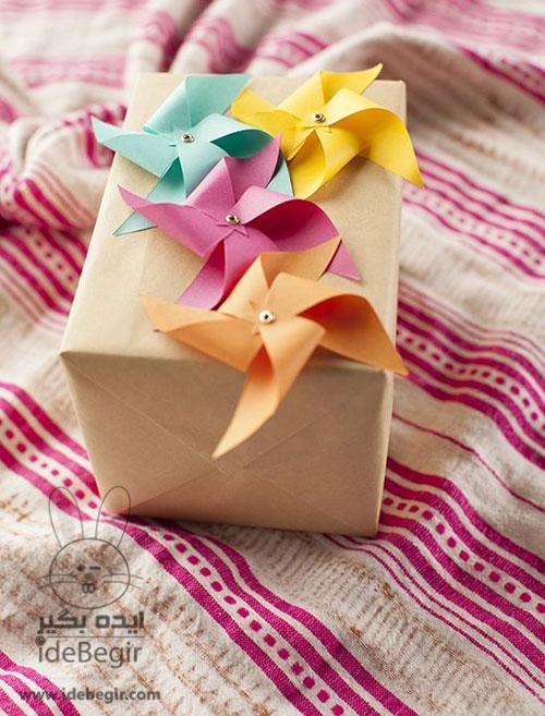 تزئین هدیه- کادوپیچی