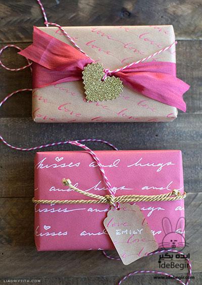 کادوپیچی - تزئین هدیه