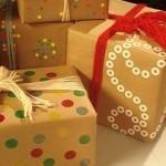 8 ایده برای تزئین هدایا