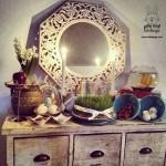 تزئین سفره هفت سین - نوروز-عید