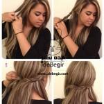 آموزش تصویری درست کردن مو_ مدل موهای زیبا