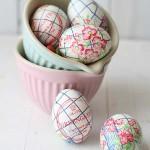 دو آموزش تصویری درست کردن تخم مرغ طرح دار