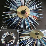 9 ایده برای استفاده از CDهای قدیمی