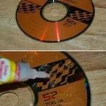 کاردستی با cd