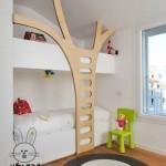 دکوراسیون متفاوت و شیک اتاق کودک