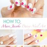 4 آموزش تصویری طراحی روی ناخن