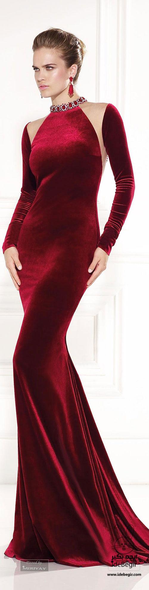 لباس مجلسی- لباس شب