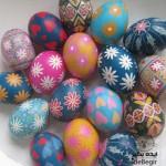 8 ایده برای تزئین تخم مرغ سفره هفت سین