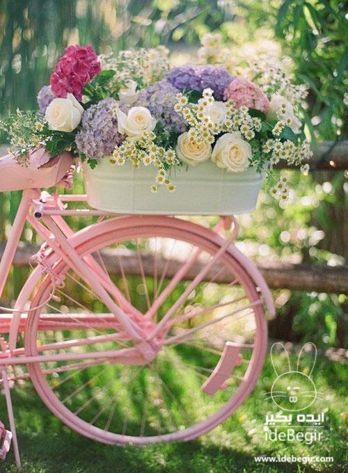 ایده های بهاری-باغچه-باغبانی