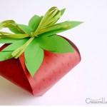 آموزش درست کردن این جعبه توت فرنگی خوشگل